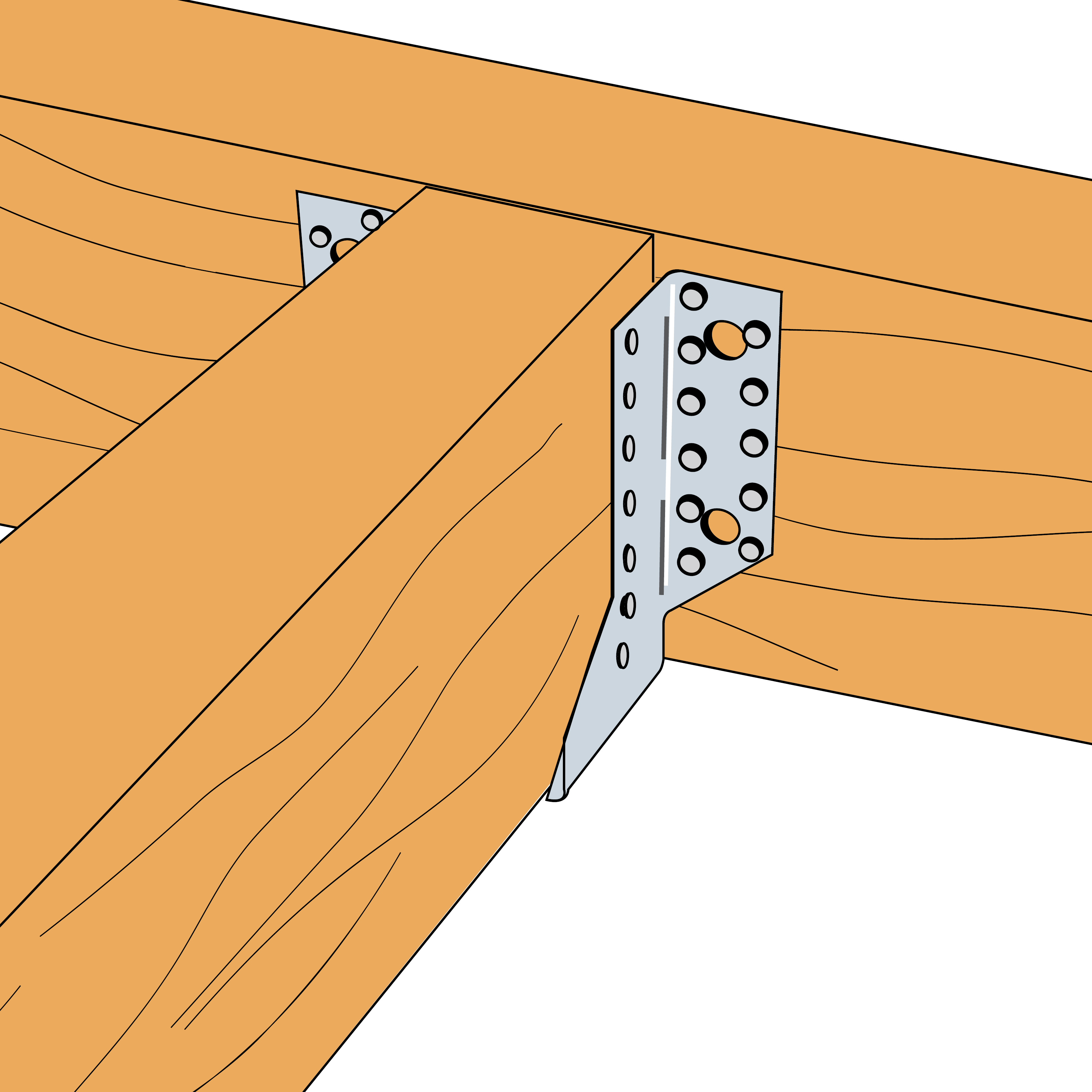 Balkenschuhe 21 teilig   SDE   Simpson Strong Tie
